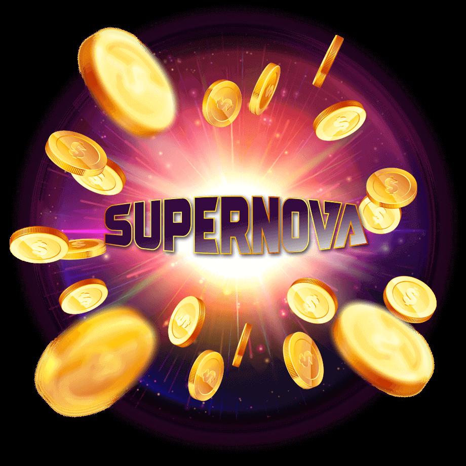 Galaksinon räjähtävä Supernova-jättipotti!