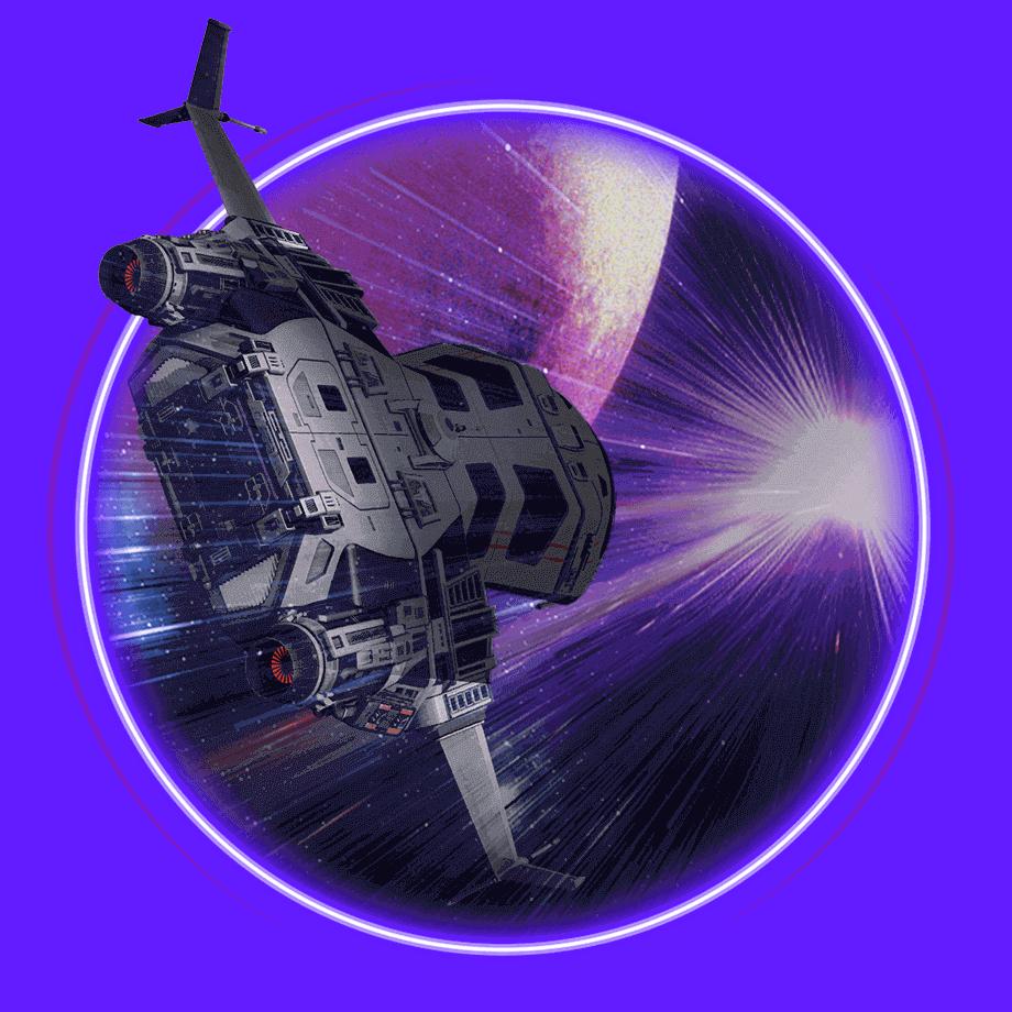 Galaksinon Tähtisumu!